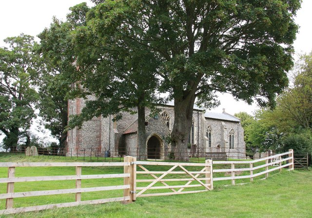 St Mary, Carleton Forehoe