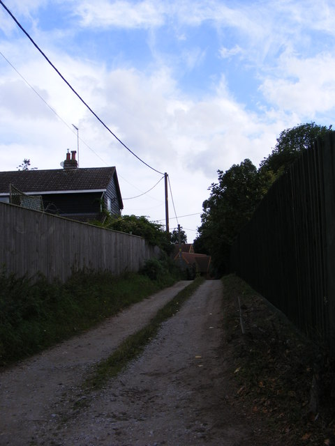 Beacon Lane, Martlesham