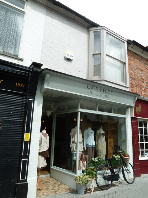 Lawn & Voile, East Street