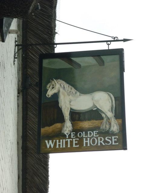 Ye Olde White Horse, Spalding