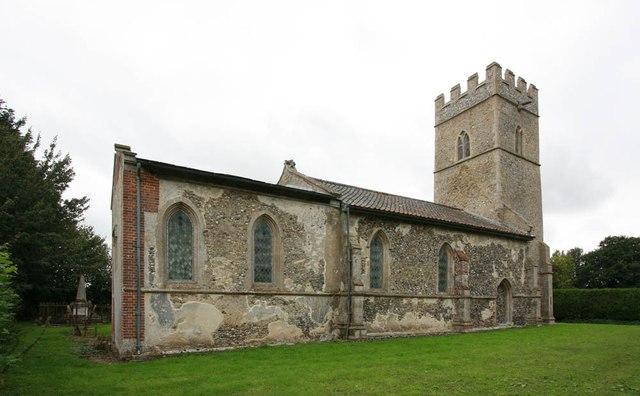 St Michael, Coston