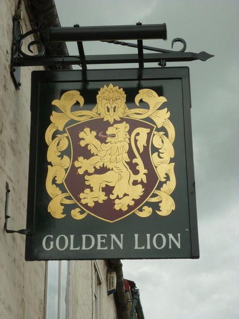 The Golden Lion, Bourne