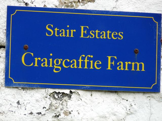 Craigcaffie Farm