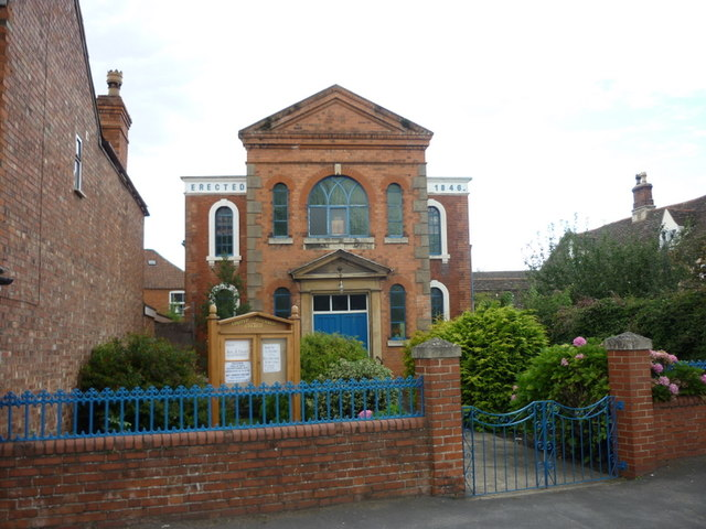 The United Reformed Church, Bourne