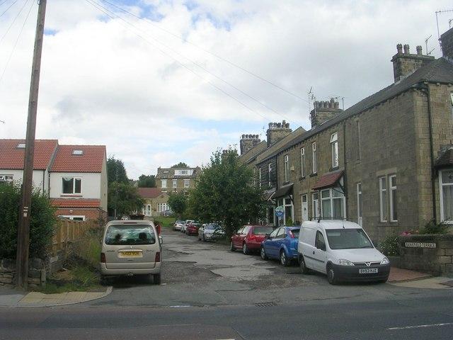Bankfield Terrace - Otley Road