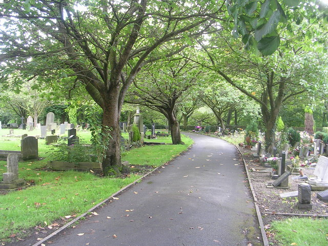 Charlestown Cemetery - Otley Road