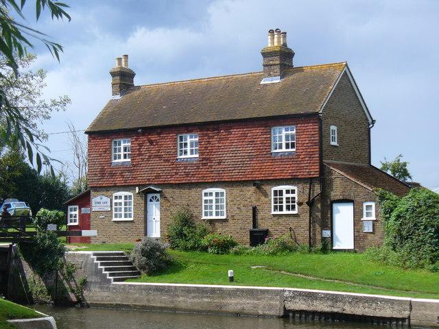Lock Keeper's House, Stoke