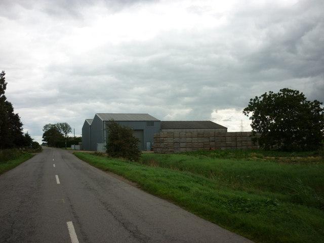 Black House Farm, South Fen Road