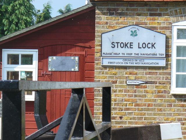 Stoke Lock