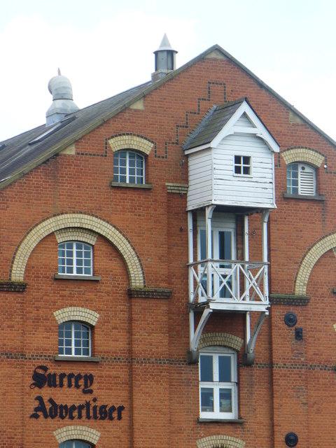 Stoke Mill Gable