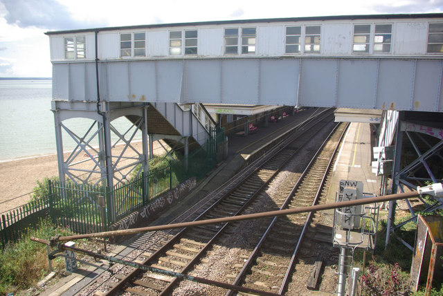 Chalkwell Station