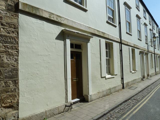 Houses in Magpie Lane