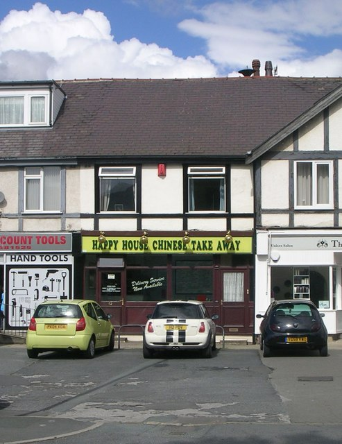 Happy House Chinese Takeaway - Otley Road