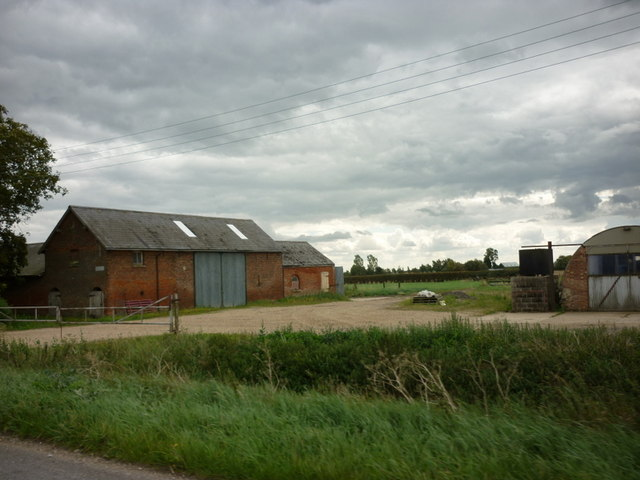 Pode Hole Farm on The Delph (road)