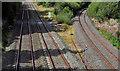 J2363 : Railway, Knockmore, Lisburn (2) by Albert Bridge