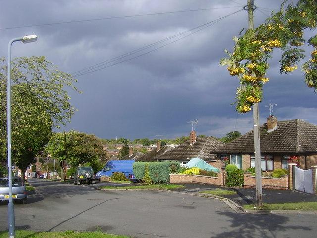 Bilton-Orchard Way