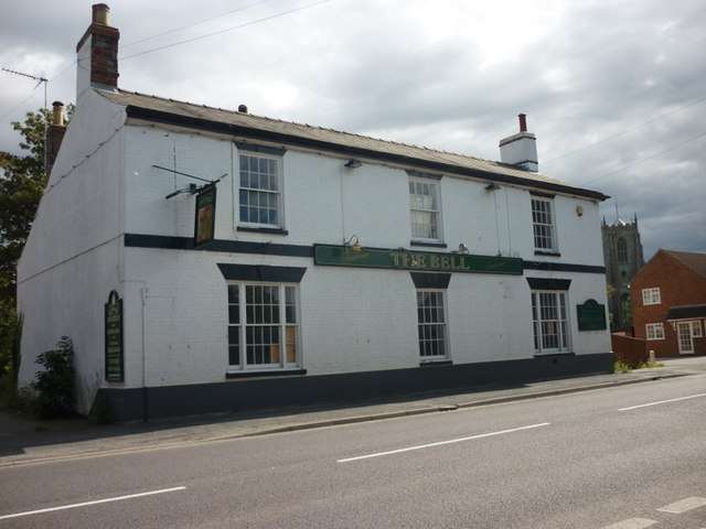 The Bell, Pinchbeck