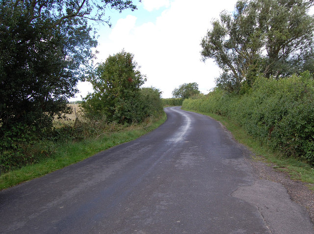 Road to Newchurch