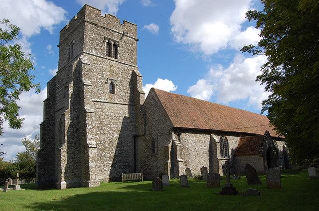 St Peter and St Paul Church, Newchurch
