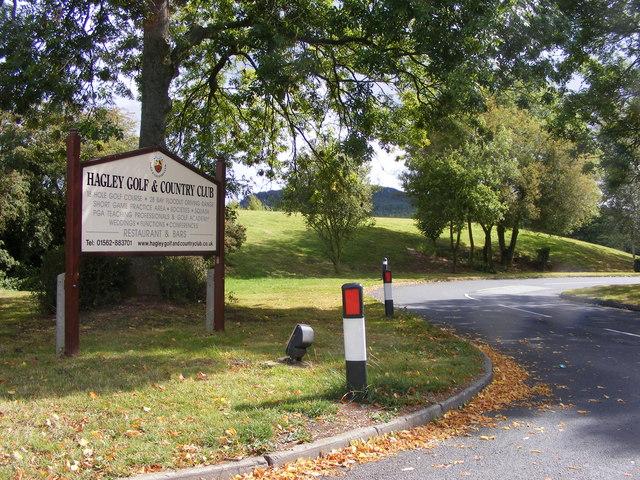 Hagley Golf and Country Club
