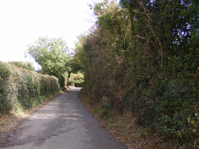 Lutley Lane Scene