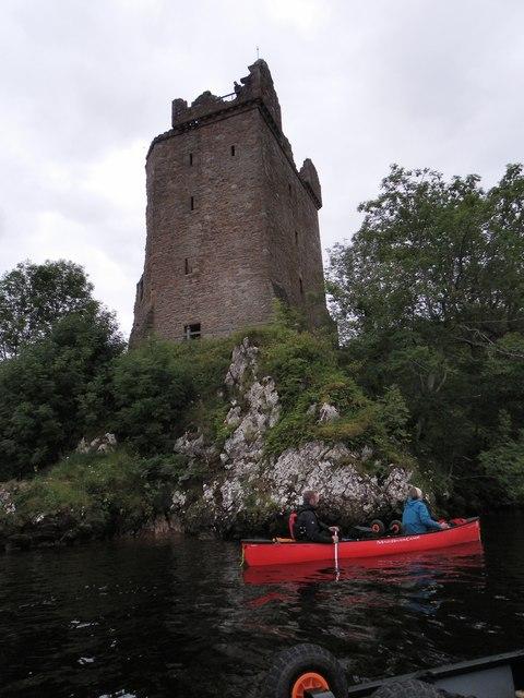 Castle Urquart