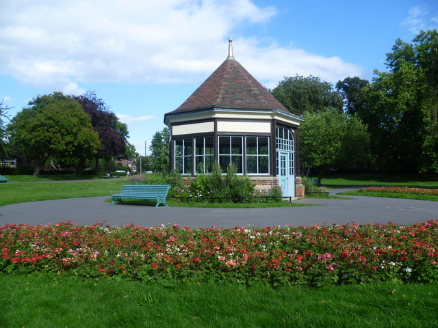 The Roundhouse, Myatts Fields Park