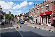 SO8483 : Kinver High Street by Mick Malpass