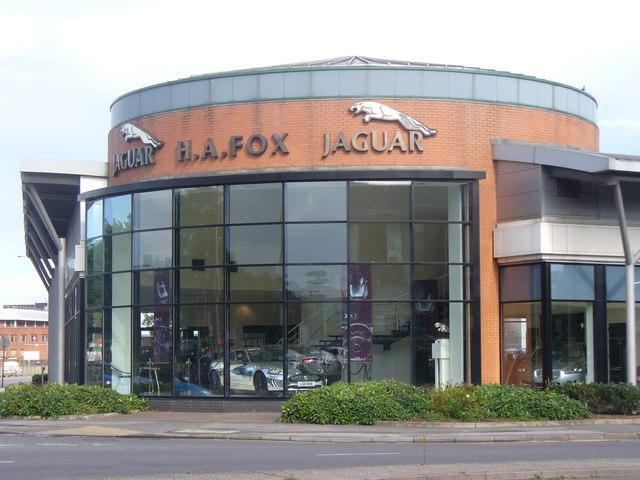 Jaguar, Guildford