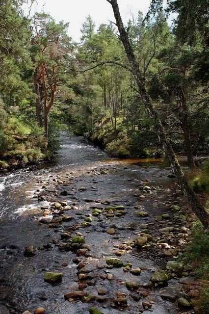 The River Druie