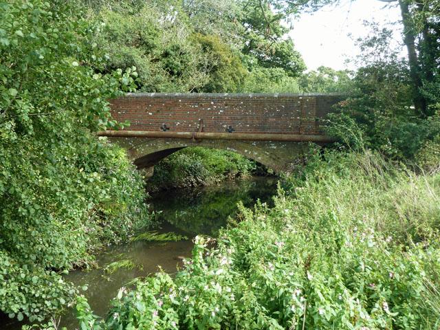 Bridge over the Cuckmere River