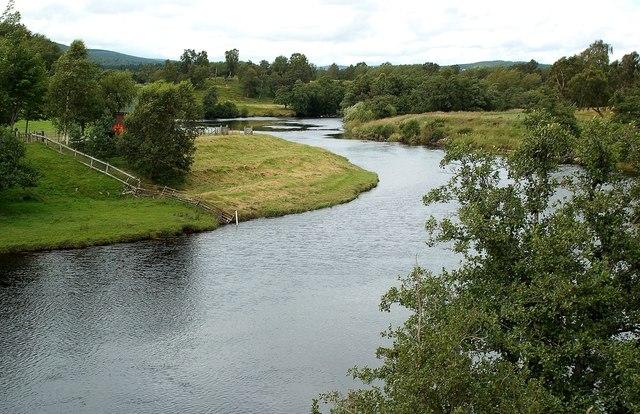 River Spey at Auchgourish