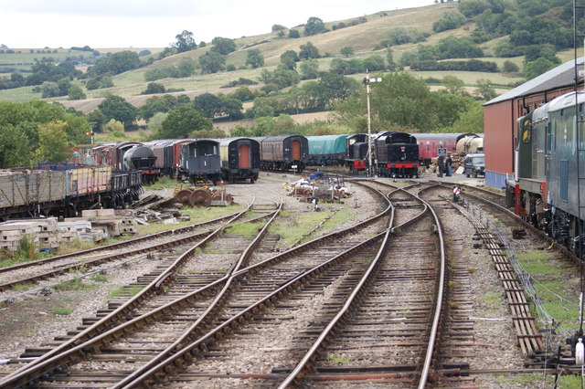 East of Winchcombe Station
