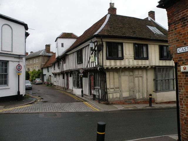 Youth Hostel, Bridge Street & Myddylton Place