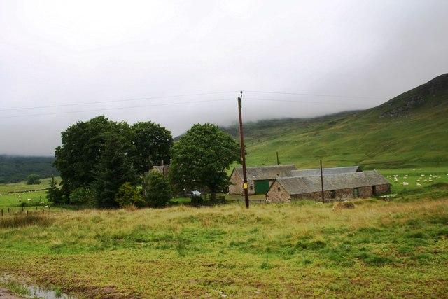 Dalnacarn Farm