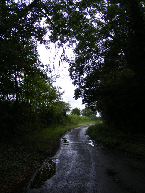 Park Gate Road, Boulge