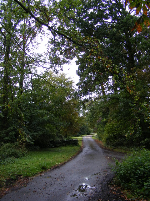 The Entrance to Boulge Park