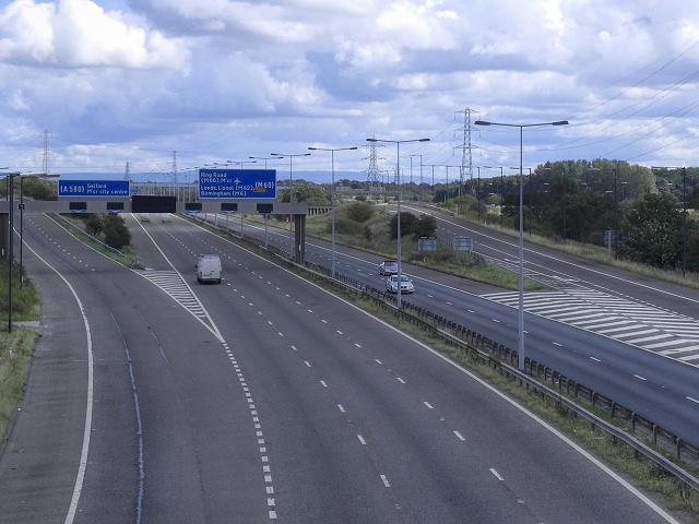 M61 Junction 2