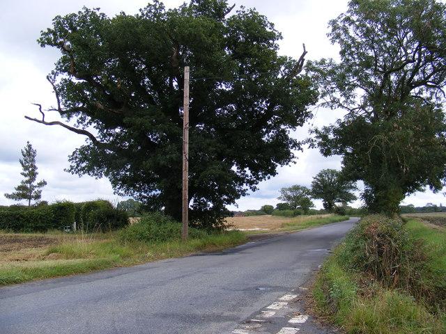Scott's Road, Boulge