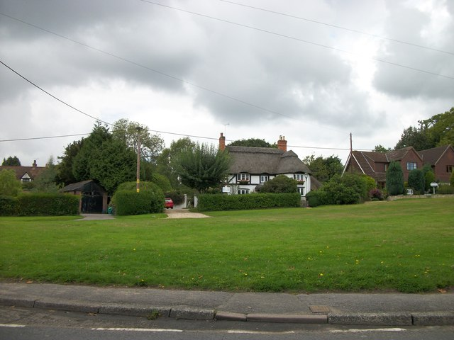 Thatched House Romsey Road Lyndhurst