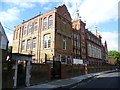 TQ3176 : Charles Edward Brooke Girls' School, Cormont Road by Marathon