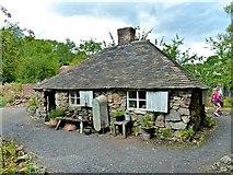 SJ6903 : Squatters Cottage, Blists Hill by Paul Buckingham