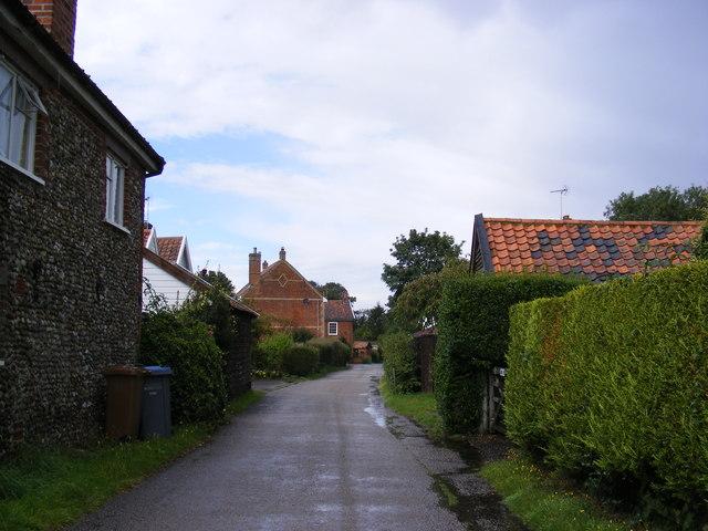 The Street, Blythburgh