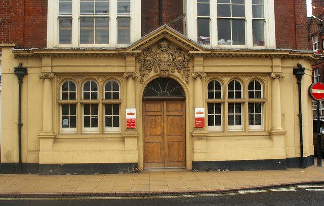 Former post office, Cromer