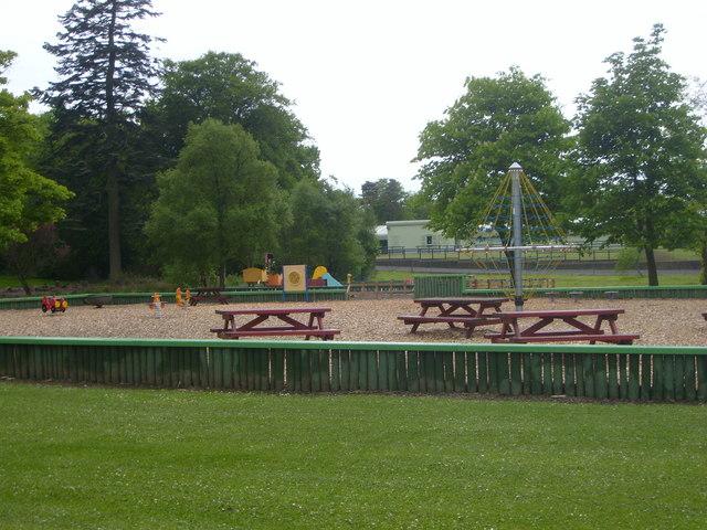 Playground Polkemmet Country Park