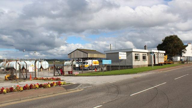 Oil Depot, Ardrishaig
