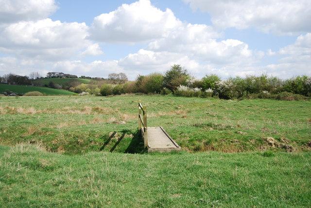 Footbridge, 1066 Country Walk