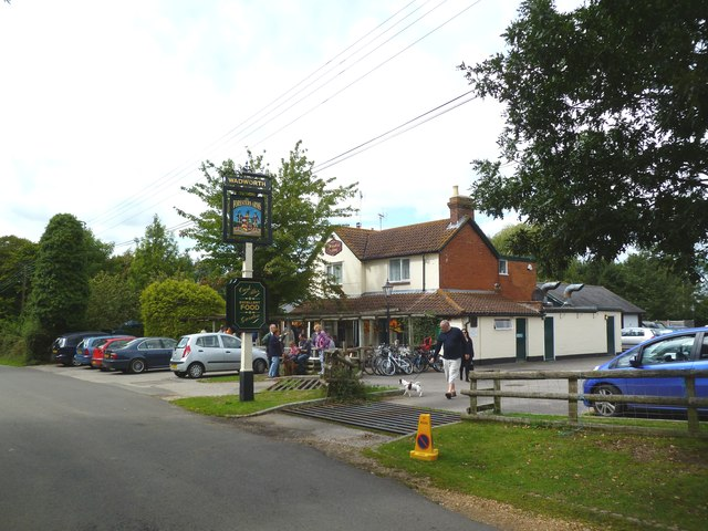 Frogham, The Foresters Arms