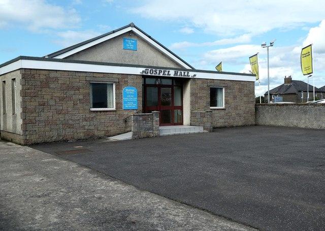 Gospel Hall, Ayr