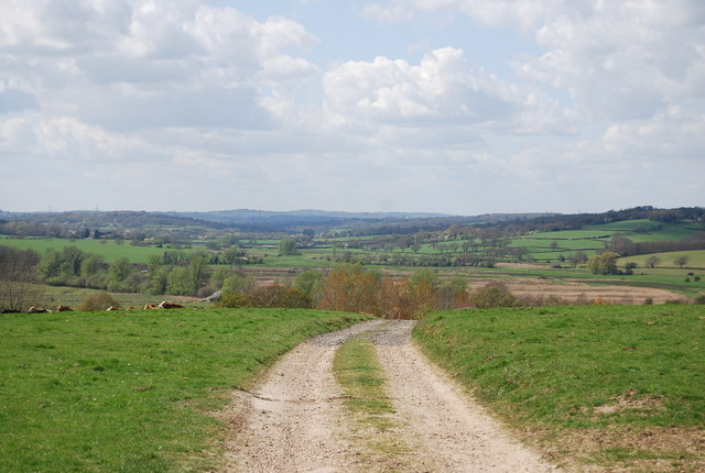 View into the Brede Valley